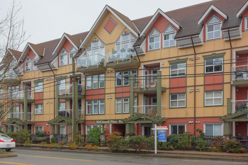 FEATURED LISTING: 108 - 663 Goldstream Ave