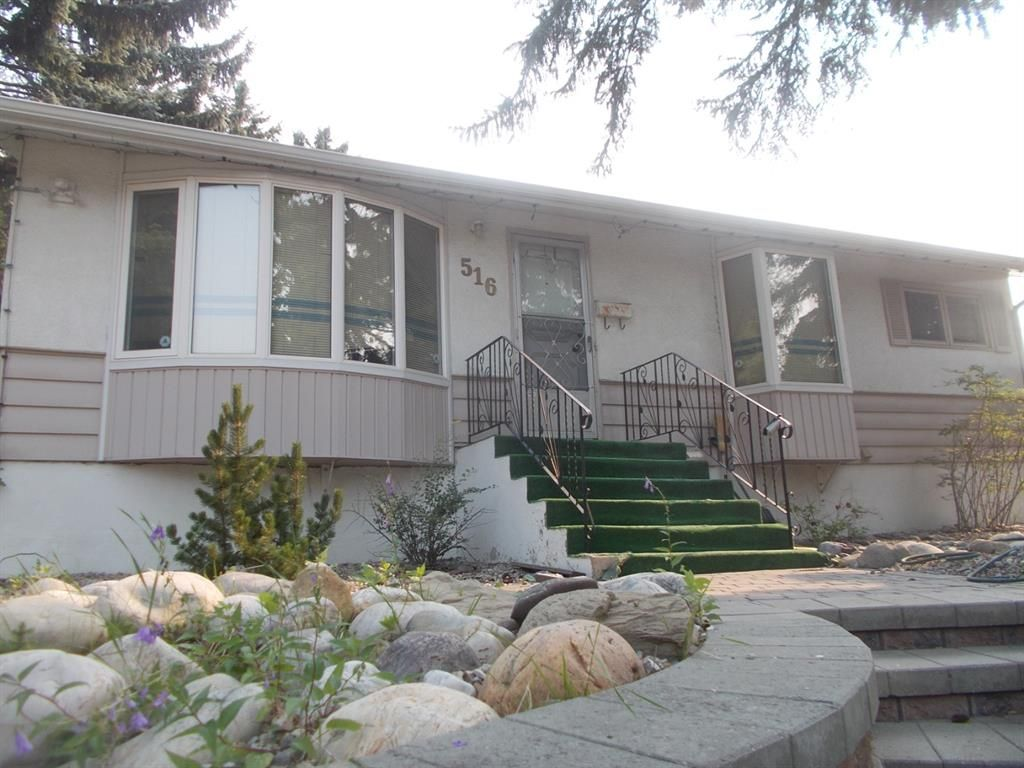 Main Photo: 516 40 Avenue NW in Calgary: Highwood Detached for sale : MLS®# A1134944