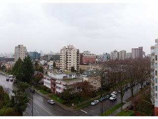 Photo 2: 902 1616 13TH Ave W in Vancouver West: Fairview VW Home for sale ()  : MLS®# V996451