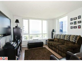"Photo 2: 1810 10777 UNIVERSITY Drive in Surrey: Whalley Condo for sale in ""CITY POINT"" (North Surrey)  : MLS®# F1216644"