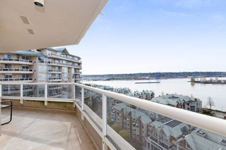 """Photo 16: 1706 1245 QUAYSIDE Drive in New Westminster: Quay Condo for sale in """"THE RIVIERA"""" : MLS®# R2257367"""