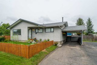 Photo 1: 112 MCQUEEN Crescent in Prince George: Highland Park House for sale (PG City West (Zone 71))  : MLS®# R2393780