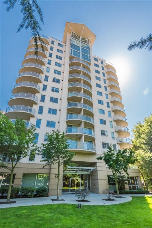 Main Photo: 1202 7680 GRANVILLE Avenue in Richmond: Brighouse South Condo for sale : MLS®# R2199434