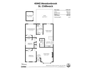 Photo 30: 45442 MEADOWBROOK Drive in Chilliwack: Chilliwack W Young-Well House for sale : MLS®# R2573841