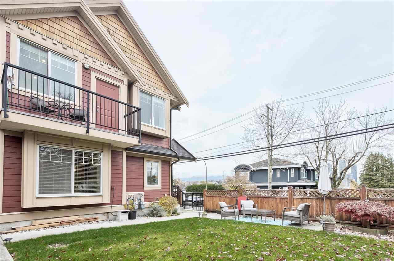 Main Photo: 1991 CASSIAR Street in Vancouver: Renfrew VE 1/2 Duplex for sale (Vancouver East)  : MLS®# R2525566