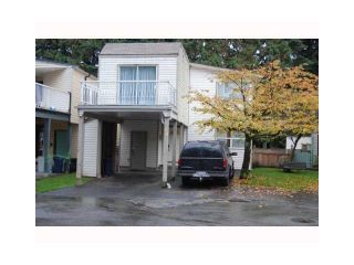 """Photo 1: # 38 2986 COAST MERIDIAN RD in Port Coquitlam: Birchland Manor House for sale in """"MERIDIAN GARDENS"""" : MLS®# V999892"""