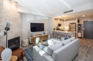 Photo 2: DOWNTOWN Condo for sale : 1 bedrooms : 1240 India Street #100 in San Diego