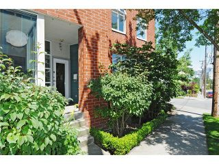 """Photo 2: 2325 ASH Street in Vancouver: Fairview VW Townhouse for sale in """"OMEGA CITIHOMES"""" (Vancouver West)  : MLS®# V846848"""
