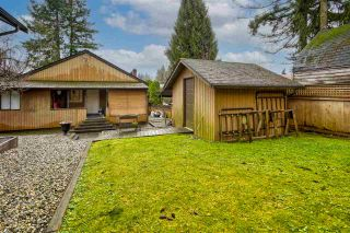 Photo 31: 4337 ATLEE AVENUE in Burnaby: Deer Lake Place House for sale (Burnaby South)  : MLS®# R2526465