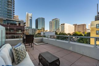 Photo 10: DOWNTOWN Condo for rent : 1 bedrooms : 1262 Kettner Blvd #504 in San Diego
