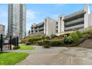 "Photo 1: 402 4941 LOUGHEED Highway in Burnaby: Brentwood Park Condo for sale in ""DOUGLAS VIEW"" (Burnaby North)  : MLS®# R2520254"