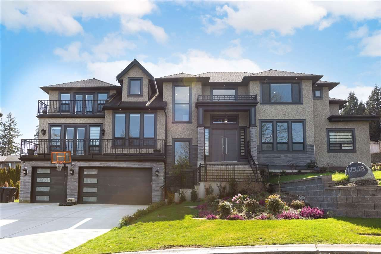 Main Photo: 17538 102 Avenue in Surrey: Fraser Heights House for sale (North Surrey)  : MLS®# R2563761
