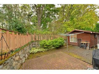 Photo 20: 4131 Rockhome Gdns in VICTORIA: SE High Quadra House for sale (Saanich East)  : MLS®# 713784