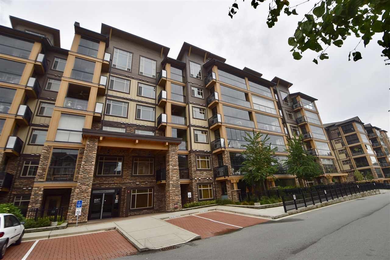 """Main Photo: 535 8067 207 Street in Langley: Willoughby Heights Condo for sale in """"Parkside 1 (bldg A)"""" : MLS®# R2304779"""
