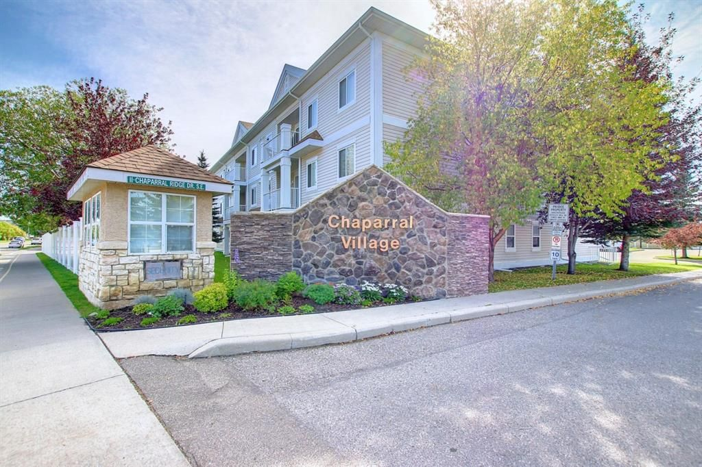 Main Photo: 1113 11 Chaparral Ridge Drive SE in Calgary: Chaparral Apartment for sale : MLS®# A1145437