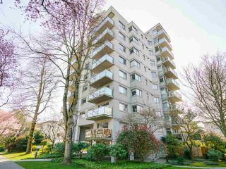 "Photo 2: 902 1166 W 11TH Avenue in Vancouver: Fairview VW Condo for sale in ""Westview Place"" (Vancouver West)  : MLS®# R2560926"