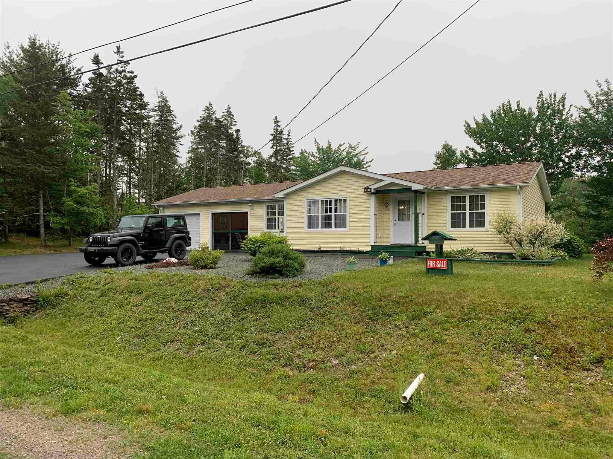 Main Photo: 66 Schaller Drive in Sydney Forks: 201-Sydney Residential for sale (Cape Breton)  : MLS®# 202116799
