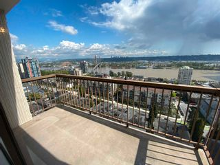 """Photo 2: 1607 320 ROYAL Avenue in New Westminster: Downtown NW Condo for sale in """"THE PEPPERTREE"""" : MLS®# R2573028"""