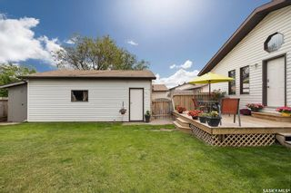 Photo 40: 206 Broadbent Avenue in Saskatoon: Silverwood Heights Residential for sale : MLS®# SK860824
