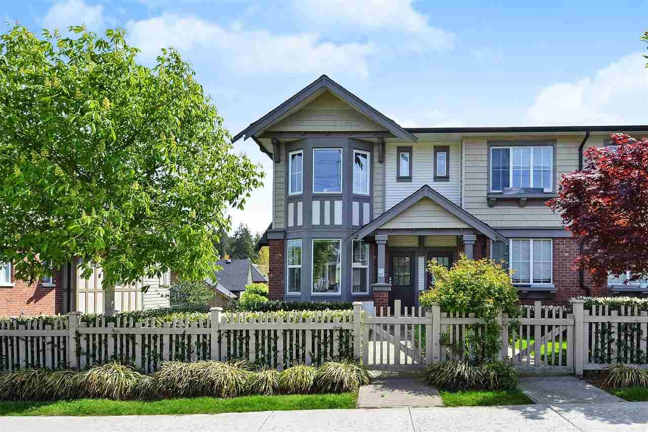 "Main Photo: 87 14838 61 Avenue in Surrey: Sullivan Station Townhouse for sale in ""SEQUOIA"" : MLS®# R2371282"