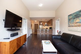 """Photo 1: 411 1182 W 16TH Street in North Vancouver: Norgate Condo for sale in """"The Drive 2"""" : MLS®# R2376590"""