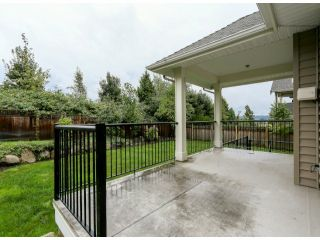 """Photo 19: 5888 163B Street in Surrey: Cloverdale BC House for sale in """"The Highlands"""" (Cloverdale)  : MLS®# F1321640"""