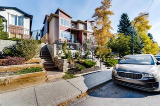Photo 2: 1 532 56 Avenue SW in Calgary: Windsor Park Row/Townhouse for sale : MLS®# A1150539