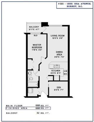 """Photo 14: 303 13321 102A Avenue in Surrey: Whalley Condo for sale in """"AGENDA"""" (North Surrey)  : MLS®# R2188998"""