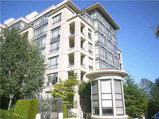 Photo 1: Photos: 100 9370 UNIVERSITY Crescent in Burnaby: Simon Fraser Univer. Condo for sale (Burnaby North)  : MLS®# V1079205