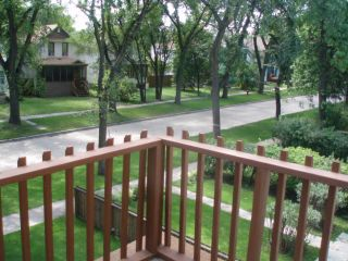 Photo 14: 307 ROSEDALE Avenue in WINNIPEG: Fort Rouge / Crescentwood / Riverview Residential for sale (South Winnipeg)  : MLS®# 1016397