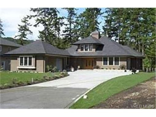 Main Photo: 1918 Marina Way in NORTH SAANICH: NS McDonald Park House for sale (North Saanich)  : MLS®# 346159