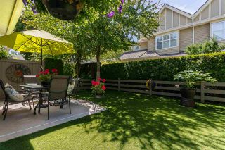 """Photo 34: 122 15500 ROSEMARY HEIGHTS Crescent in Surrey: Morgan Creek Townhouse for sale in """"THE CARRINGTON"""" (South Surrey White Rock)  : MLS®# R2493967"""