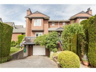 "Photo 1: 24 1336 PITT RIVER Road in Port Coquitlam: Citadel PQ Townhouse for sale in ""WILLOW GLEN ESTATES"" : MLS®# V1133438"