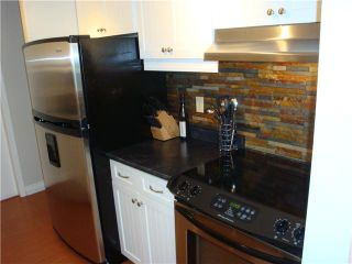 """Photo 4: 40 1235 JOHNSON Street in Coquitlam: Canyon Springs Townhouse for sale in """"CREEKSIDE PLACE"""" : MLS®# V1050979"""