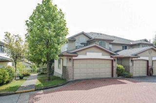"""Photo 1: 34 11502 BURNETT Street in Maple Ridge: East Central Townhouse for sale in """"Telosky Village"""" : MLS®# R2303096"""