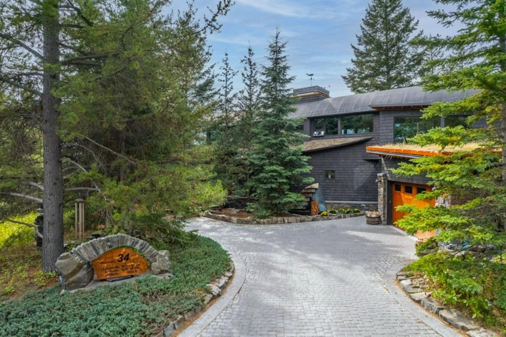 Main Photo: 34 Juniper Ridge: Canmore Detached for sale : MLS®# A1148131