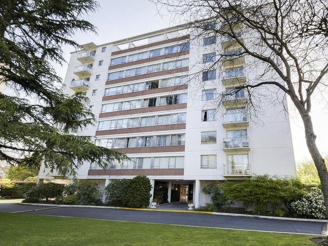 """Main Photo: 606 6076 TISDALL Street in Vancouver: Oakridge VW Condo for sale in """"Mansion House Co Op"""" (Vancouver West)  : MLS®# V1117601"""