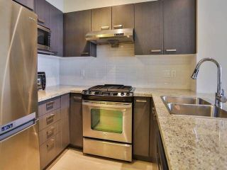 Photo 4: 409 9399 TOMICKI Avenue in Richmond: West Cambie Condo for sale : MLS®# V1053278