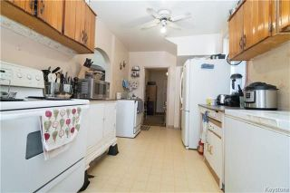 Photo 8: 431 Banning Street in Winnipeg: West End Residential for sale (5C)  : MLS®# 1807821