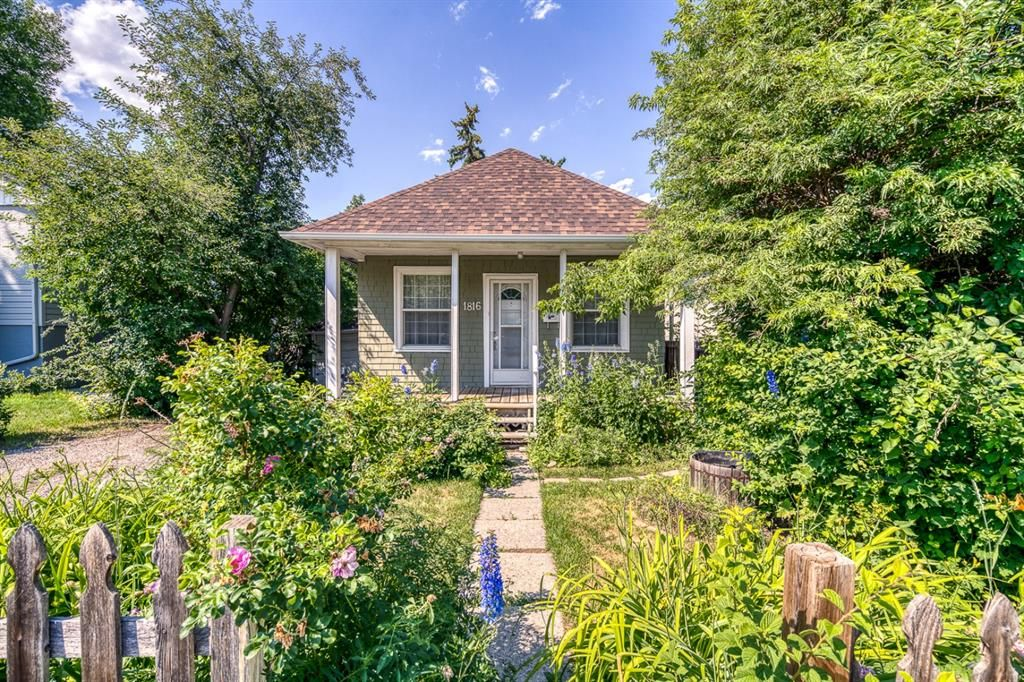 Main Photo: 1816 27 Avenue SW in Calgary: South Calgary Residential Land for sale : MLS®# A1125977