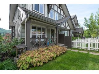 "Photo 2: 63 4401 BLAUSON Boulevard in Abbotsford: Abbotsford East Townhouse for sale in ""Sage at Auguston"" : MLS®# R2061479"