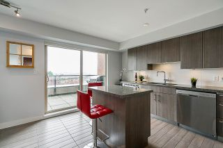 """Photo 1: 102 5688 HASTINGS Street in Burnaby: Capitol Hill BN Condo for sale in """"Oro"""" (Burnaby North)  : MLS®# R2463254"""