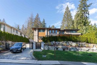Photo 1: 4481 KEITH Road in West Vancouver: Caulfeild House for sale : MLS®# R2557452