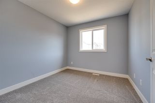 Photo 22: 16719 60 Street in Edmonton: Zone 03 House Half Duplex for sale : MLS®# E4240535
