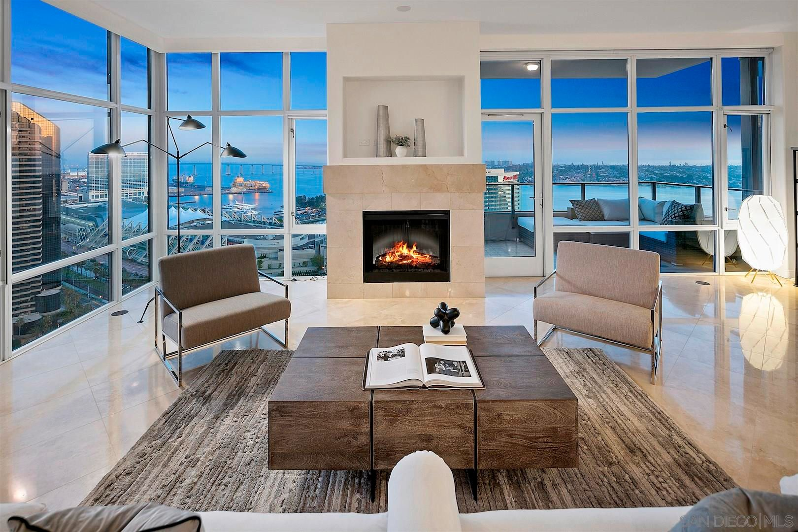 Main Photo: DOWNTOWN Condo for sale : 3 bedrooms : 550 Front St #2801 in San Diego