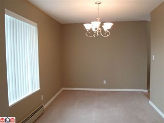 """Photo 3: 112 2425 CHURCH Street in Abbotsford: Abbotsford West Condo for sale in """"Parkview Place"""" : MLS®# F1017772"""