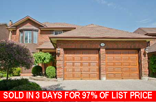 Main Photo: 11 Stargell Drive in Whitby: Freehold for sale