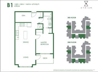 """Photo 1: 318 19945 BRYDON Crescent in Langley: Langley City Condo for sale in """"ATRIUM"""" : MLS®# R2617223"""