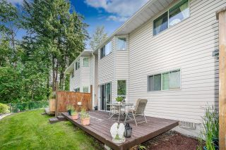 """Photo 20: 57 22308 124 Avenue in Maple Ridge: West Central Townhouse for sale in """"BRANDYWYND"""" : MLS®# R2594707"""