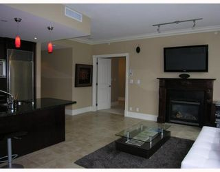 """Photo 5: 602 1280 RICHARDS Street in Vancouver: Downtown VW Condo for sale in """"THE GRACE RESIDENCES"""" (Vancouver West)  : MLS®# V776467"""